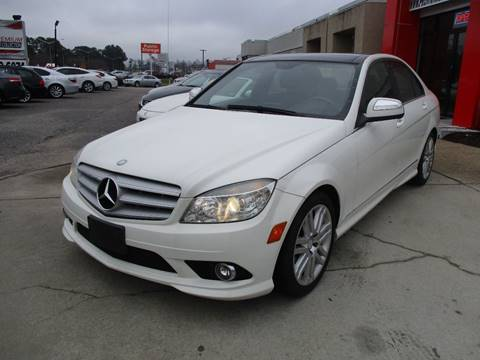 2009 Mercedes-Benz C-Class for sale at Premium Auto Collection in Chesapeake VA