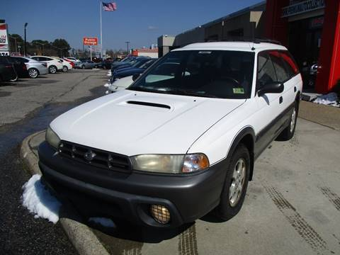 1998 Subaru Legacy for sale at Premium Auto Collection in Chesapeake VA