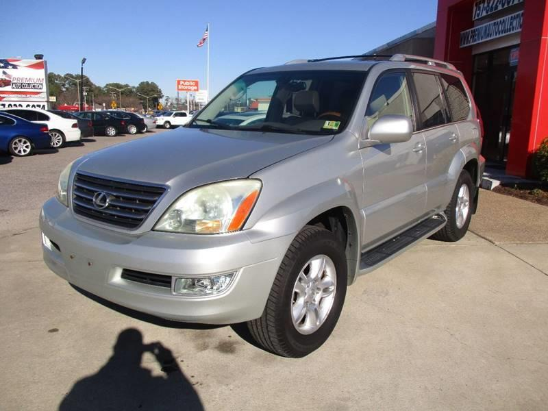 2005 Lexus GX 470 For Sale At Premium Auto Collection In Chesapeake VA