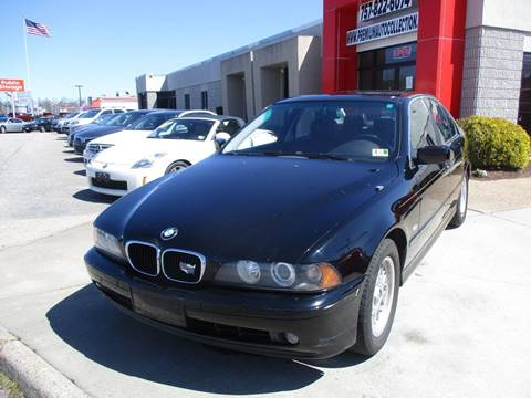 2001 BMW 5 Series for sale at Premium Auto Collection in Chesapeake VA