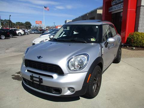 2011 MINI Cooper Countryman for sale at Premium Auto Collection in Chesapeake VA