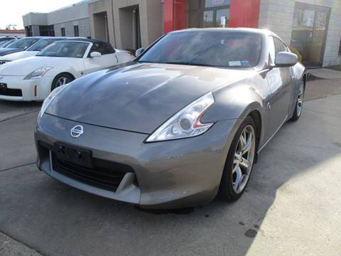 2009 Nissan 370Z for sale at Premium Auto Collection in Chesapeake VA