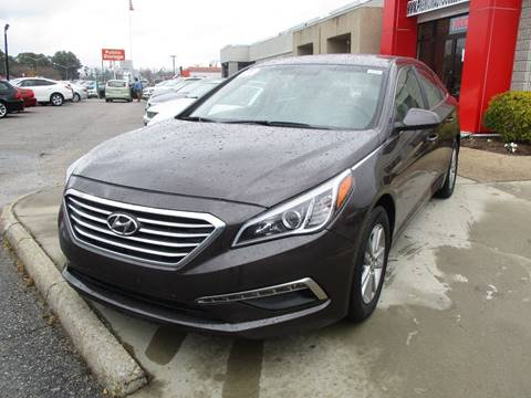 2015 Hyundai Sonata for sale at Premium Auto Collection in Chesapeake VA
