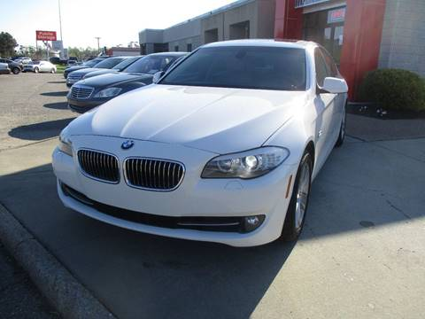 2012 BMW 5 Series for sale at Premium Auto Collection in Chesapeake VA