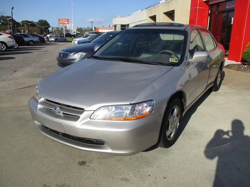 1999 Honda Accord For Sale At Premium Auto Collection In Chesapeake VA