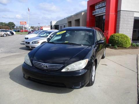 2005 Toyota Camry for sale at Premium Auto Collection in Chesapeake VA
