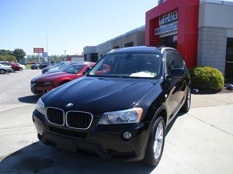 2013 BMW X3 for sale at Premium Auto Collection in Chesapeake VA