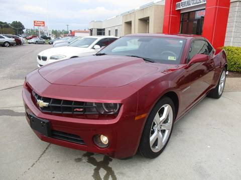 2011 Chevrolet Camaro for sale at Premium Auto Collection in Chesapeake VA