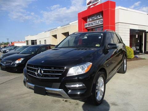 2012 Mercedes-Benz M-Class for sale at Premium Auto Collection in Chesapeake VA