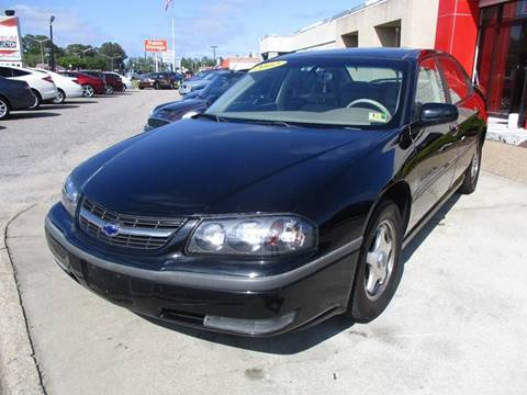2002 Chevrolet Impala for sale at Premium Auto Collection in Chesapeake VA