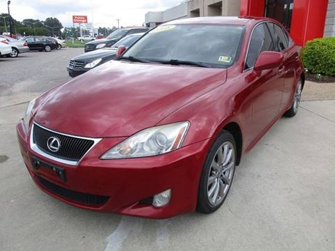 2008 Lexus IS 250 for sale at Premium Auto Collection in Chesapeake VA