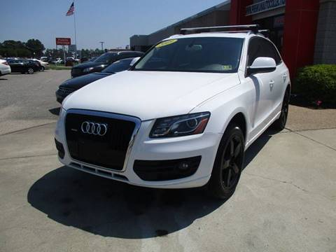 2009 Audi Q5 for sale at Premium Auto Collection in Chesapeake VA