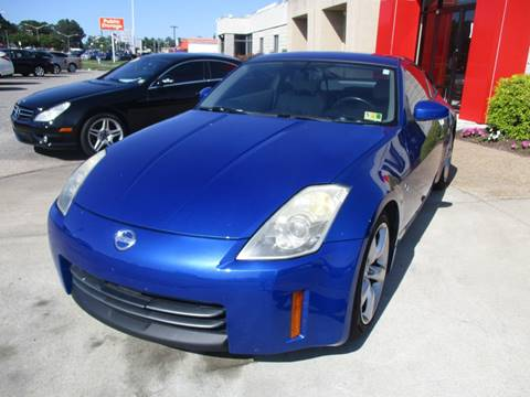 2006 Nissan 350Z for sale at Premium Auto Collection in Chesapeake VA