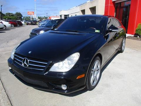 2006 Mercedes-Benz CLS for sale at Premium Auto Collection in Chesapeake VA