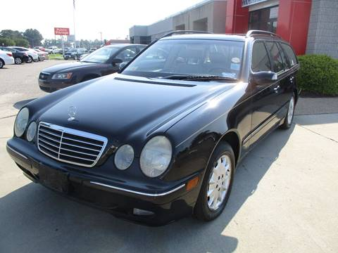 2001 Mercedes-Benz E-Class for sale at Premium Auto Collection in Chesapeake VA