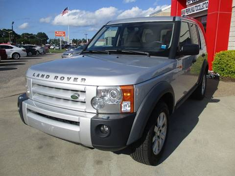 2005 Land Rover LR3 for sale at Premium Auto Collection in Chesapeake VA