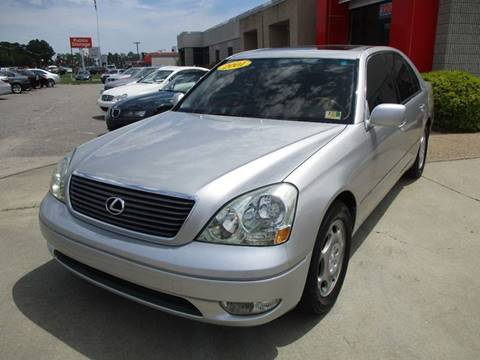 2001 Lexus LS 430 for sale at Premium Auto Collection in Chesapeake VA