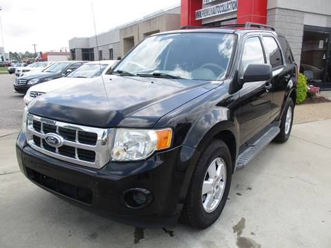 2010 Ford Escape for sale at Premium Auto Collection in Chesapeake VA