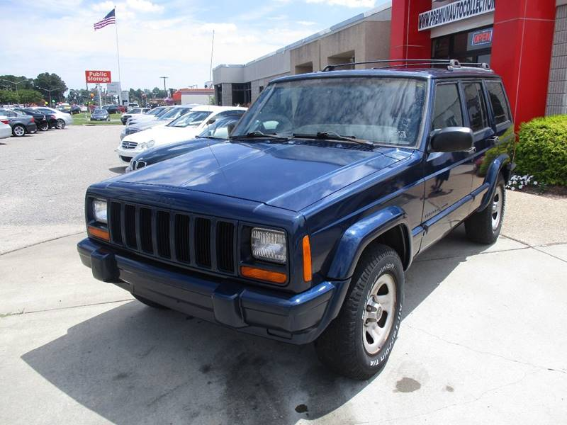 2001 Jeep Cherokee For Sale At Premium Auto Collection In Chesapeake VA