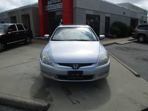 2004 Honda Accord for sale at Premium Auto Collection in Chesapeake VA