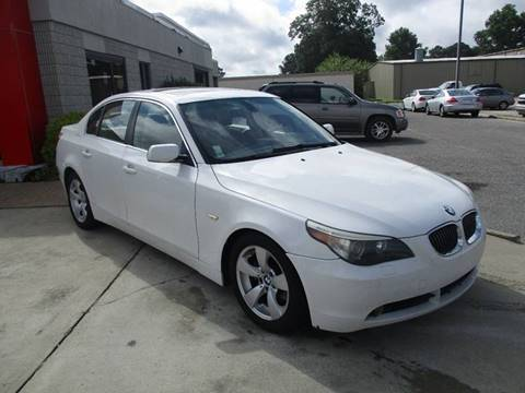 2006 BMW 5 Series for sale at Premium Auto Collection in Chesapeake VA
