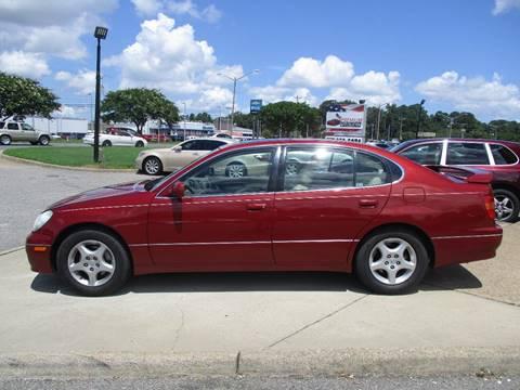 2000 Lexus GS 300 for sale at Premium Auto Collection in Chesapeake VA