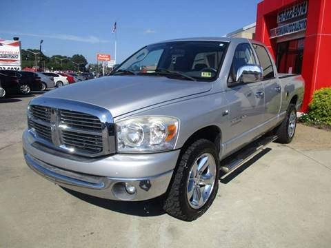 2007 Dodge Ram Pickup 1500 for sale at Premium Auto Collection in Chesapeake VA