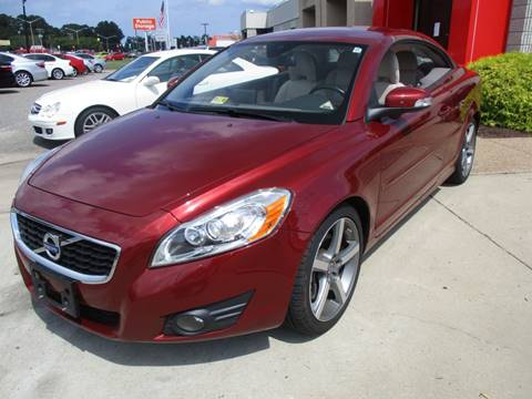 2011 Volvo C70 for sale at Premium Auto Collection in Chesapeake VA