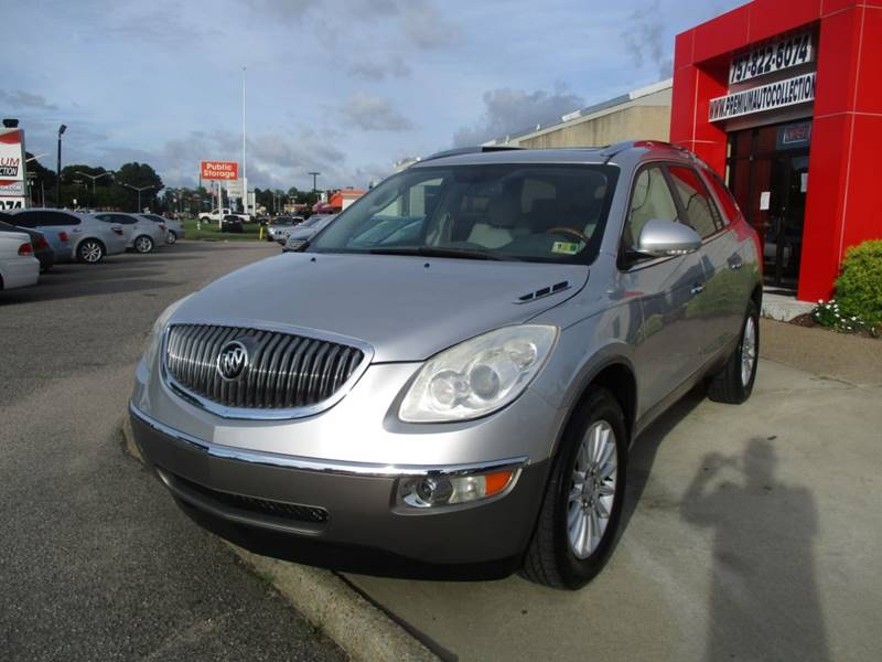 2010 Buick Enclave for sale at Premium Auto Collection in Chesapeake VA