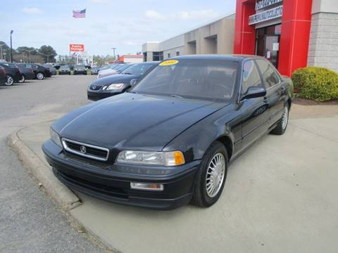 1991 Acura Legend For Sale In Chesapeake VA