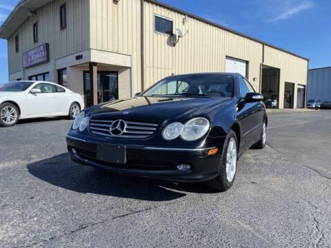 2004 Mercedes-Benz CLK for sale at Premium Auto Collection in Chesapeake VA