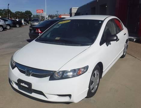 2010 Honda Civic for sale at Premium Auto Collection in Chesapeake VA