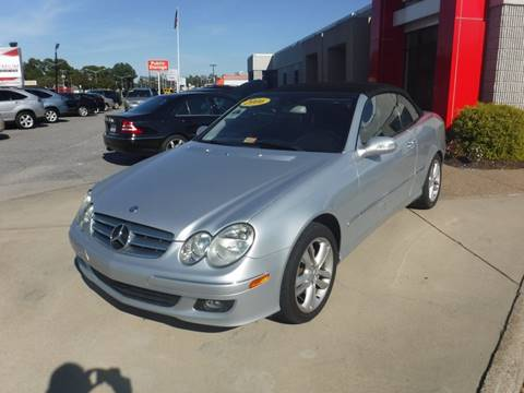 2006 Mercedes-Benz CLK for sale at Premium Auto Collection in Chesapeake VA