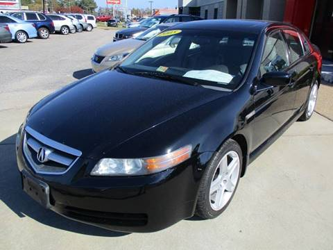 2005 Acura TL for sale at Premium Auto Collection in Chesapeake VA