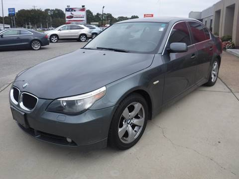 2004 BMW 5 Series for sale at Premium Auto Collection in Chesapeake VA