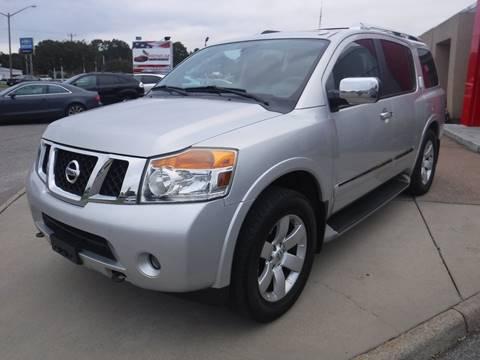2011 Nissan Armada for sale at Premium Auto Collection in Chesapeake VA