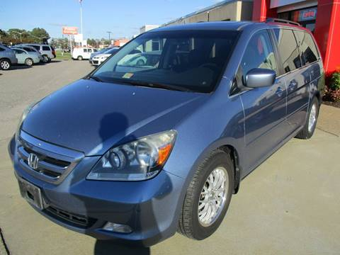 2005 Honda Odyssey for sale at Premium Auto Collection in Chesapeake VA