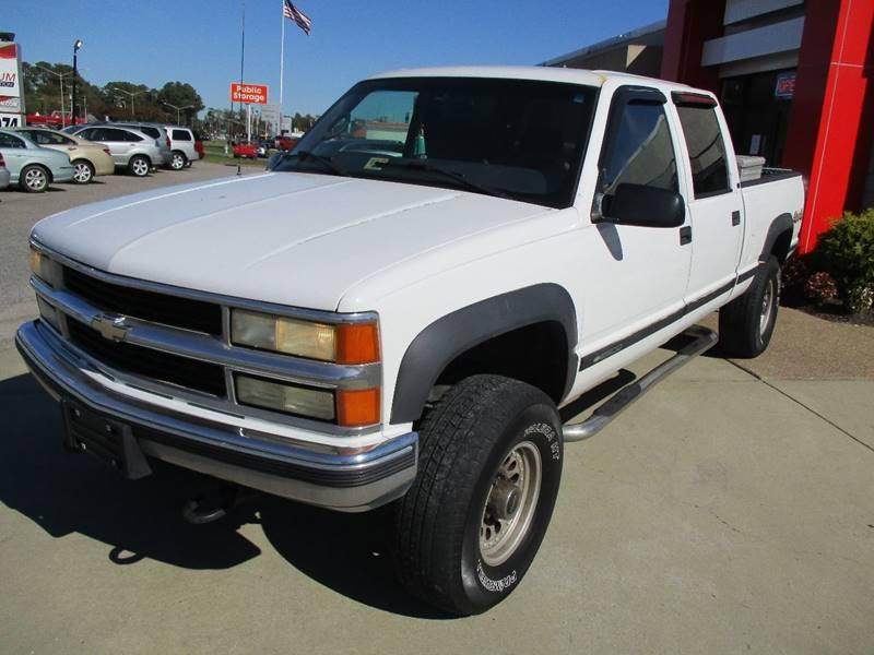 2000 Chevrolet C/K 2500 Series K2500 LS In Chesapeake VA - Premium