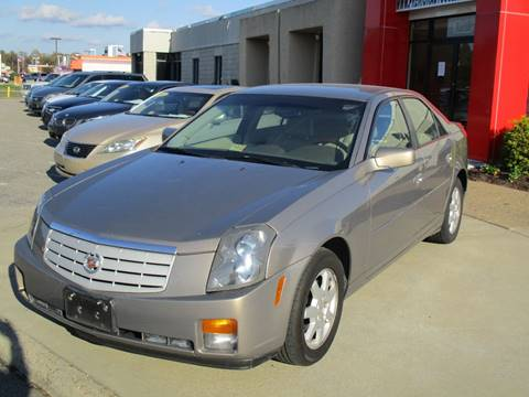 2007 Cadillac CTS for sale at Premium Auto Collection in Chesapeake VA