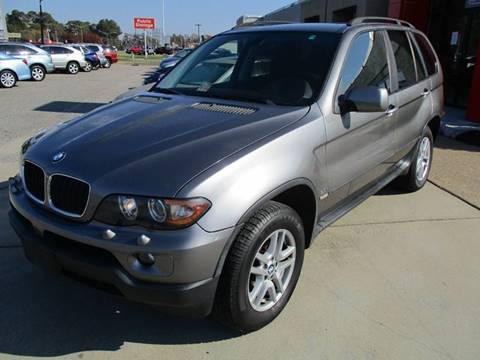 2004 BMW X5 for sale at Premium Auto Collection in Chesapeake VA