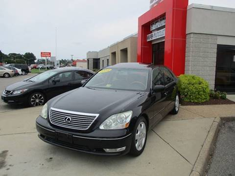 2004 Lexus LS 430 for sale at Premium Auto Collection in Chesapeake VA