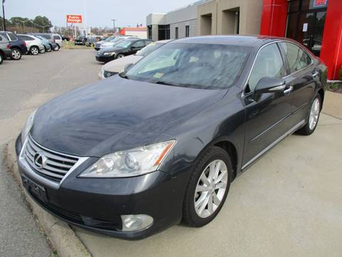 2010 Lexus ES 350 for sale at Premium Auto Collection in Chesapeake VA