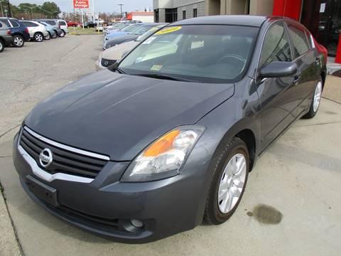 2009 Nissan Altima for sale at Premium Auto Collection in Chesapeake VA