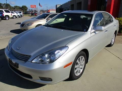 2003 Lexus ES 300 for sale at Premium Auto Collection in Chesapeake VA
