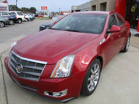 2009 Cadillac CTS for sale at Premium Auto Collection in Chesapeake VA