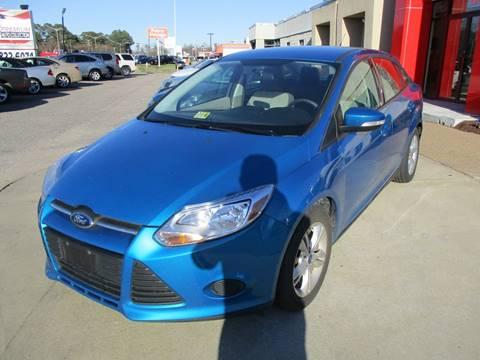 2013 Ford Focus for sale in Chesapeake, VA