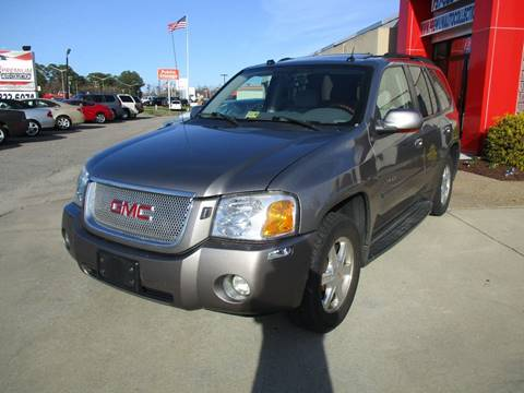 2005 GMC Envoy for sale at Premium Auto Collection in Chesapeake VA