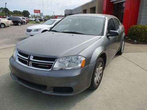2012 Dodge Avenger for sale at Premium Auto Collection in Chesapeake VA
