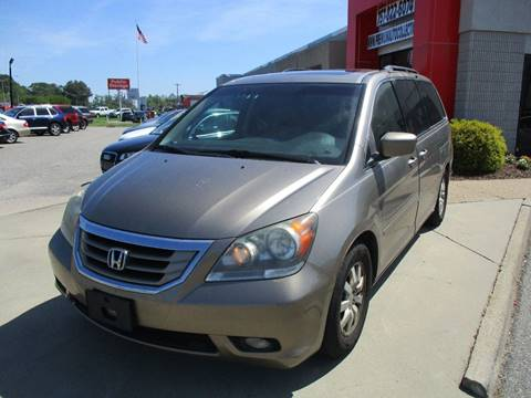 2008 Honda Odyssey for sale at Premium Auto Collection in Chesapeake VA