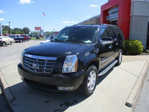 2007 Cadillac Escalade ESV for sale at Premium Auto Collection in Chesapeake VA